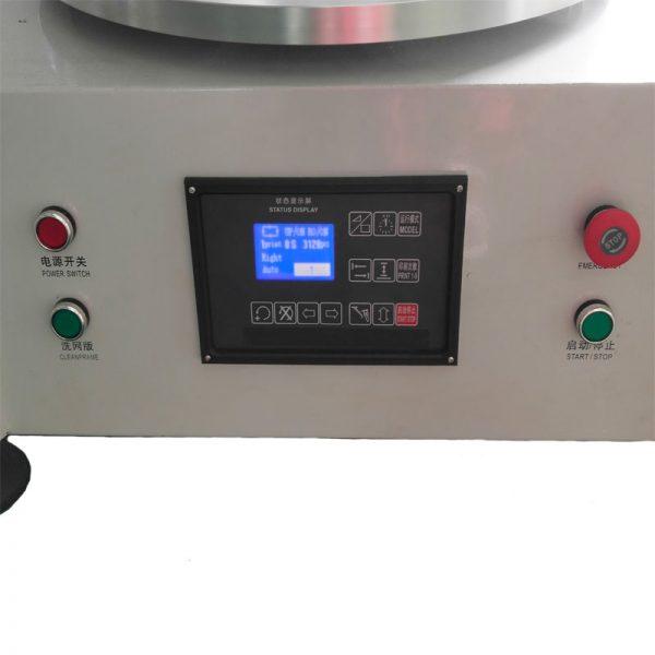 2030converyor screen printer machine 2