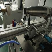 fiber laser screen printer e