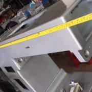 super big two colors dishes pad printing machine