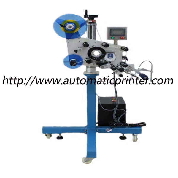 assembly line labeling machine 1