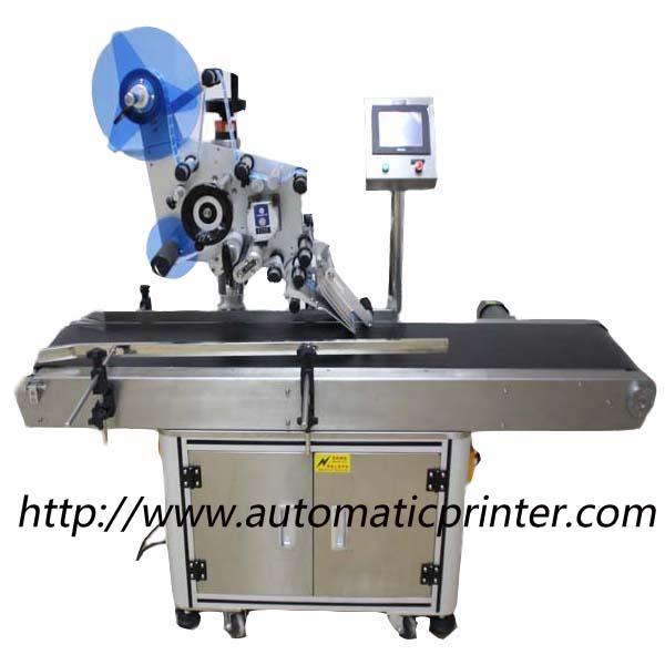 automatic flat labeling machine 1