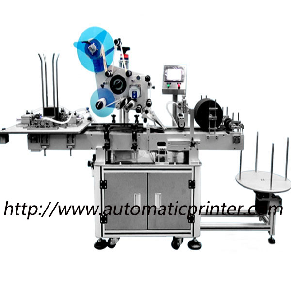 automatic griding wheel special labeling machine