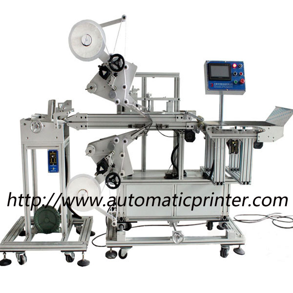 automatic phone film labeling machine