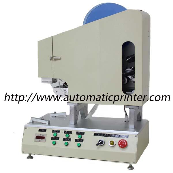 semi-auto high precision flat labeling machine 1