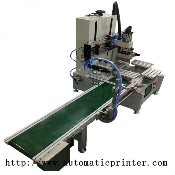 2030 small automtic screen printer machine 1