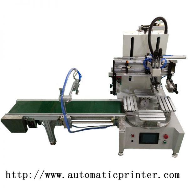 2030 small automtic screen printer machine 2