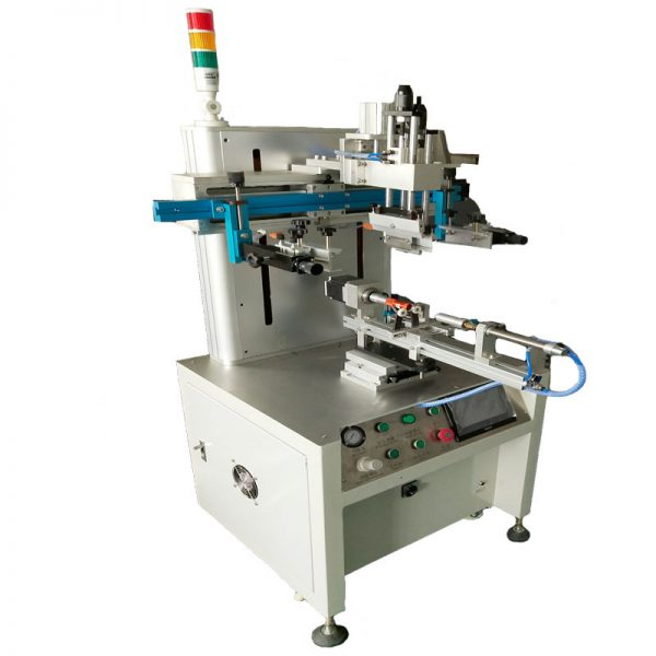 fiber laser screen printer 1