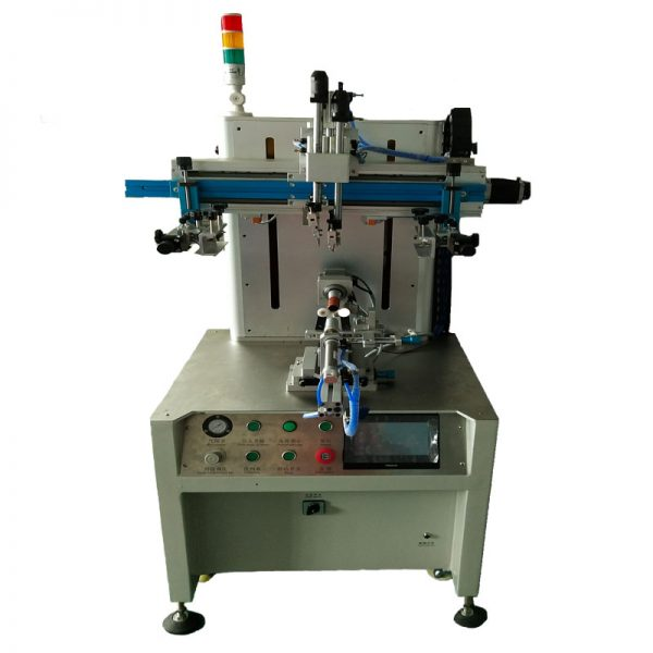 fiber laser screen printer 4