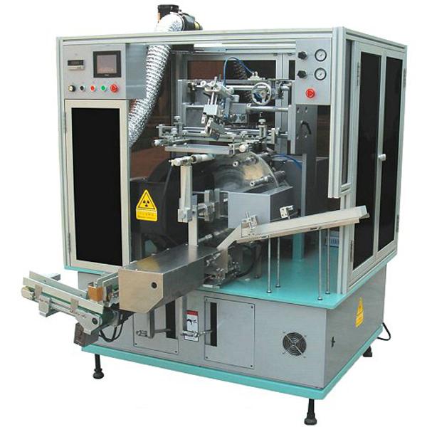 Single Color Automatic Screen Printing Machine | Dongguan Green