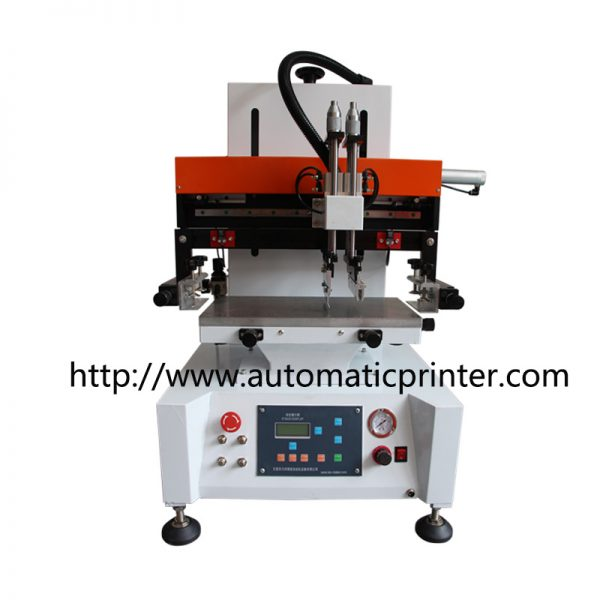 2030 table top screen printing machine