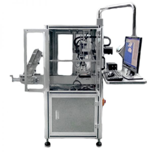 automatic CCD high accuracy labeling machine
