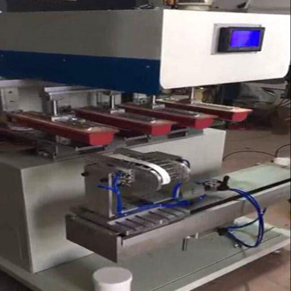 4 colors shoes printer