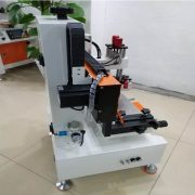 electronic flat bed screen printing machine 2