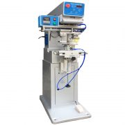 1 color hot stamping &pad printing machine