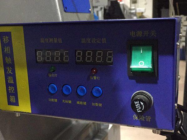 1 color hot stamping &pad printing machine 2